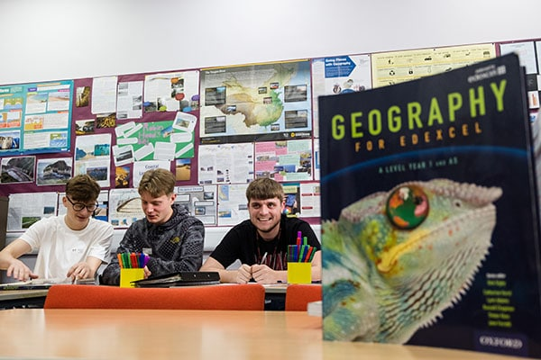 Geography – A Level