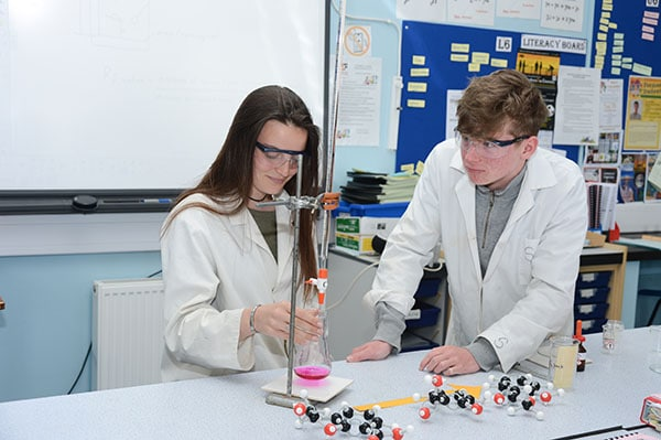 Lab Science – Progression Year