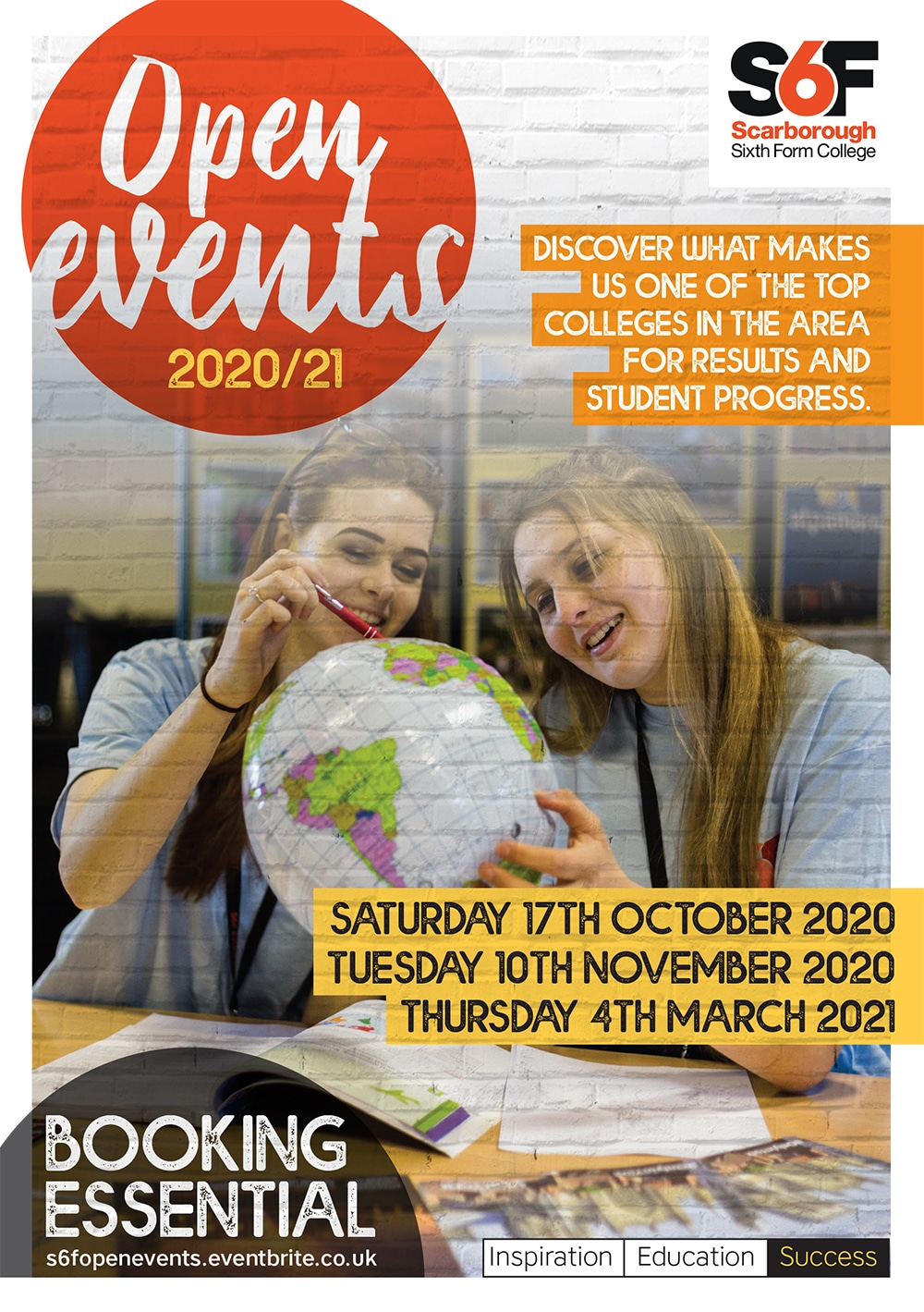 S6F Open Event Flyer A5 copy
