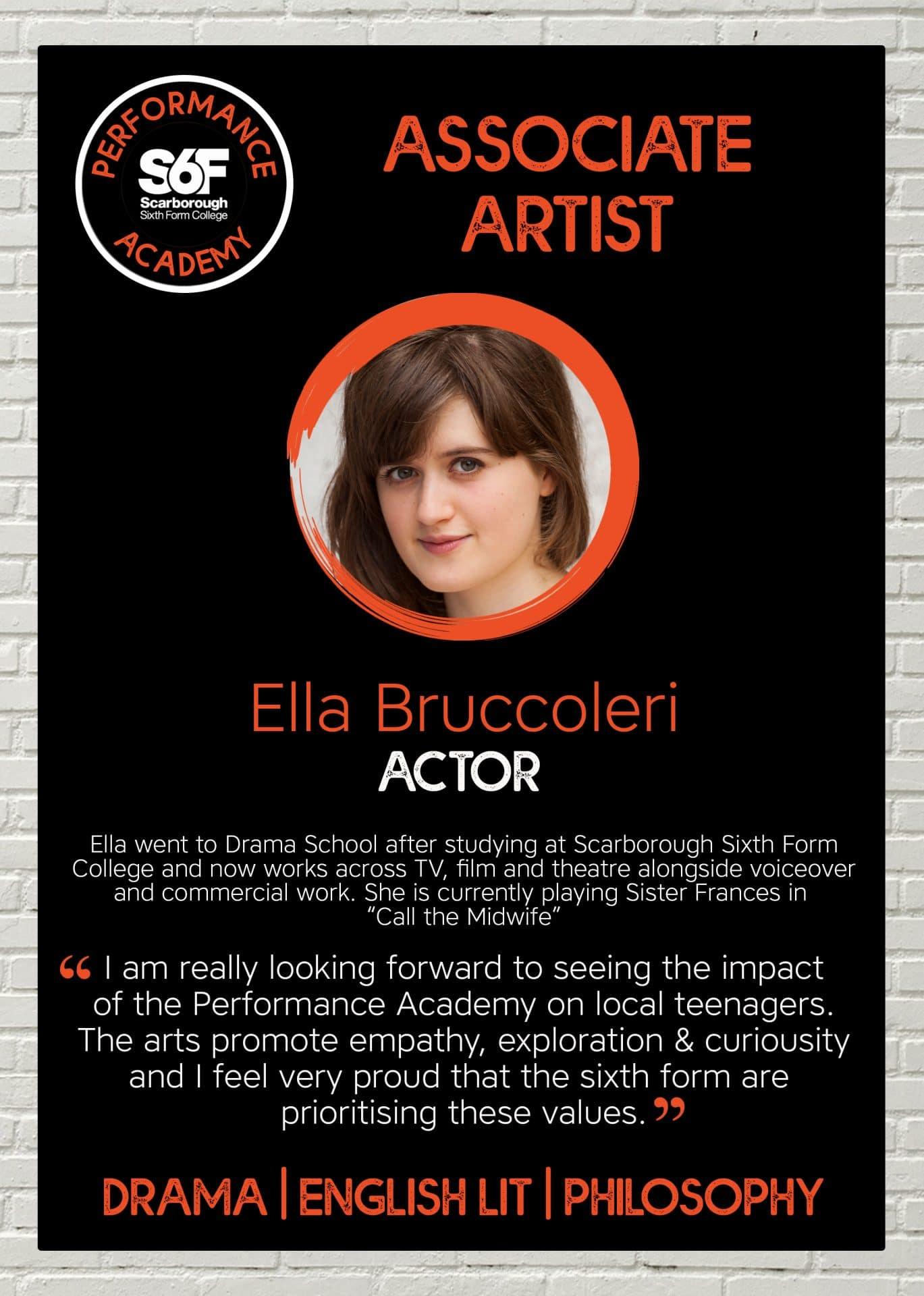 PA Associate Artist_Ella Bruccoleri