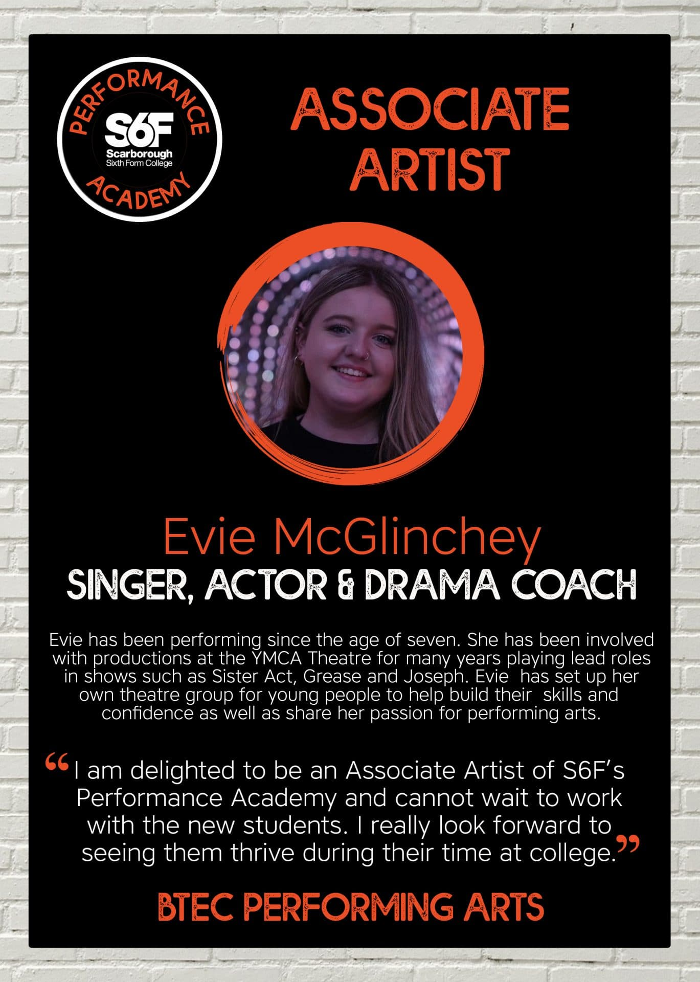 PA Associate Artist_Evie McGlinchey