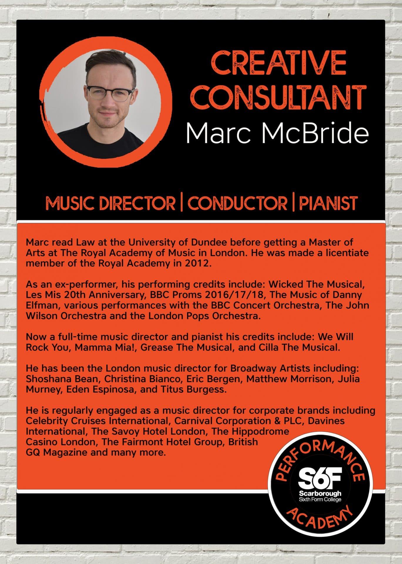 PA Creative Consultant_Marc McBride