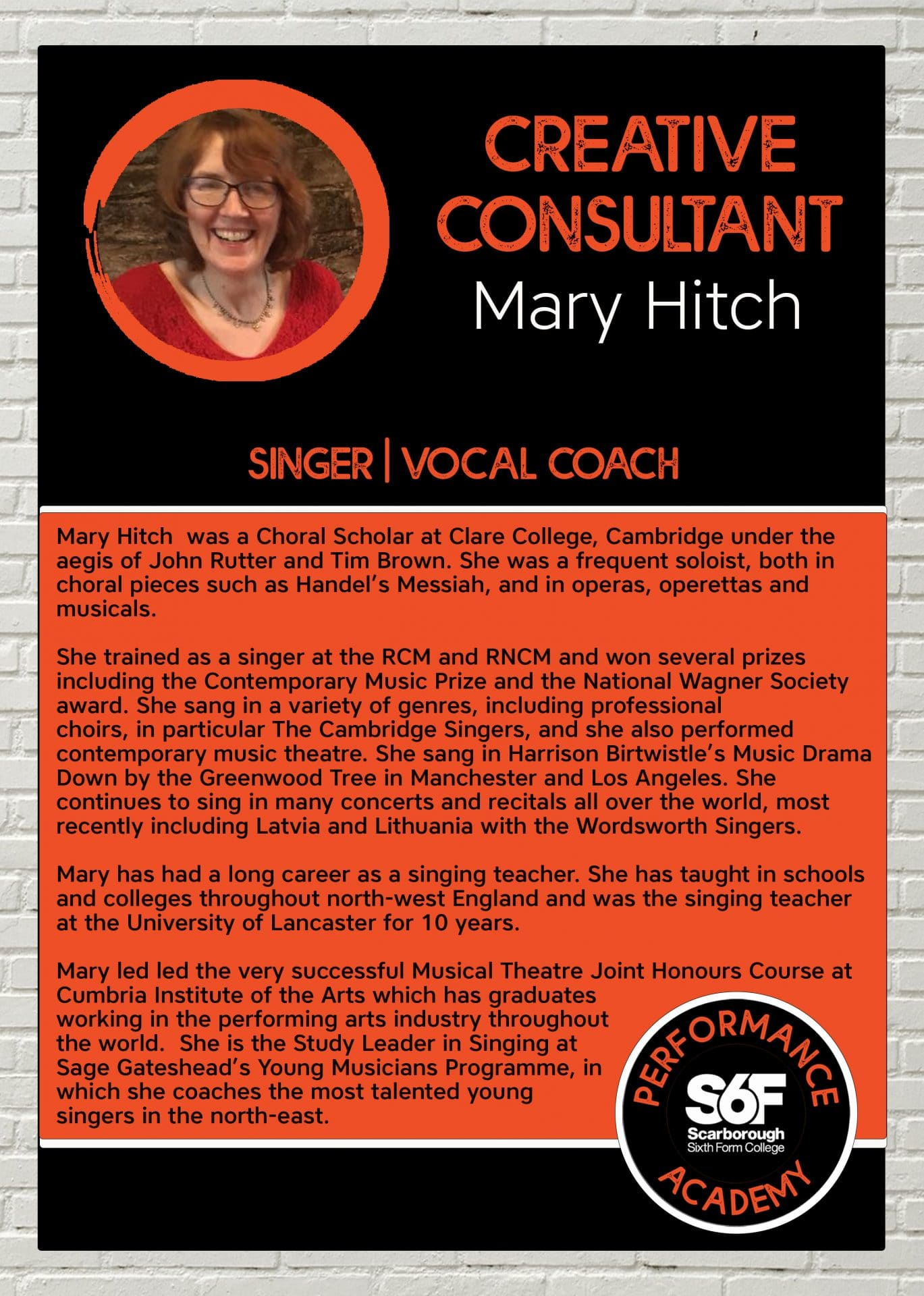 PA Creative Consultant_Mary Hitch