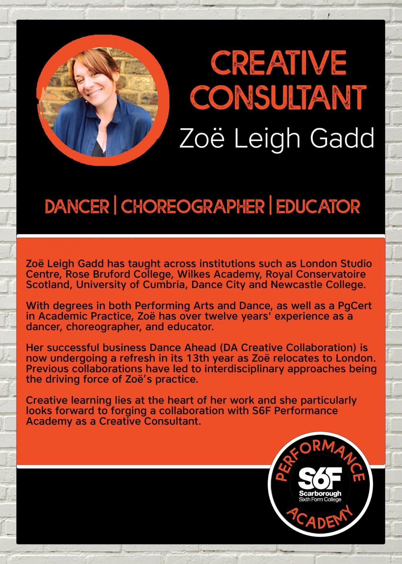 PA Creative Consultant_Zoe Gadd